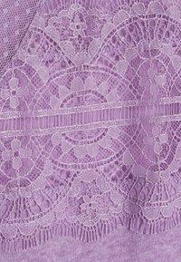 Morgan - DIETER - Camiseta básica - lilac - 6