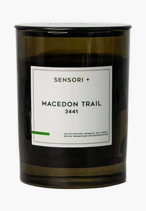 MACEDON TRAIL - Scented candle - -