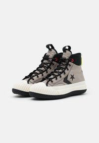 Converse - BOSEY UNISEX - Zapatillas altas - malted/black/egret - 1