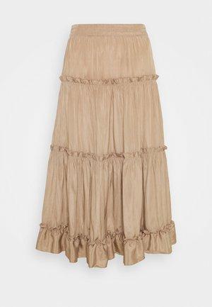 SAO PAULO FASHION SKIRT - A-line skirt - desert