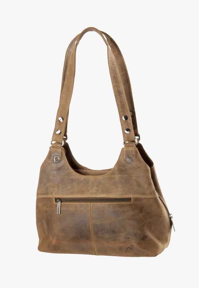 VINTAGE REVIVAL VOL. 1 - Handbag - sattelbraun