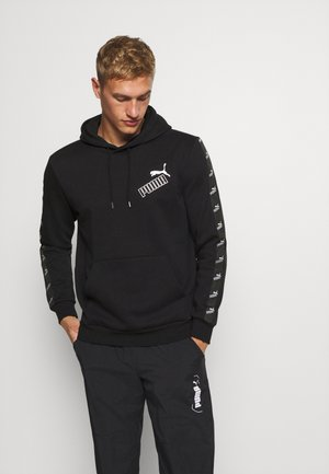 AMPLIFIED HOODIE - Sweat à capuche - black
