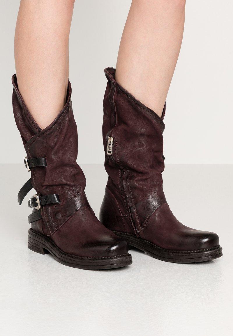 A.S.98 - Cowboystøvler - liz