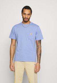Carhartt WIP - Basic T-shirt - wave - 0