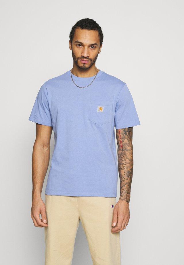 T-shirt basic - wave