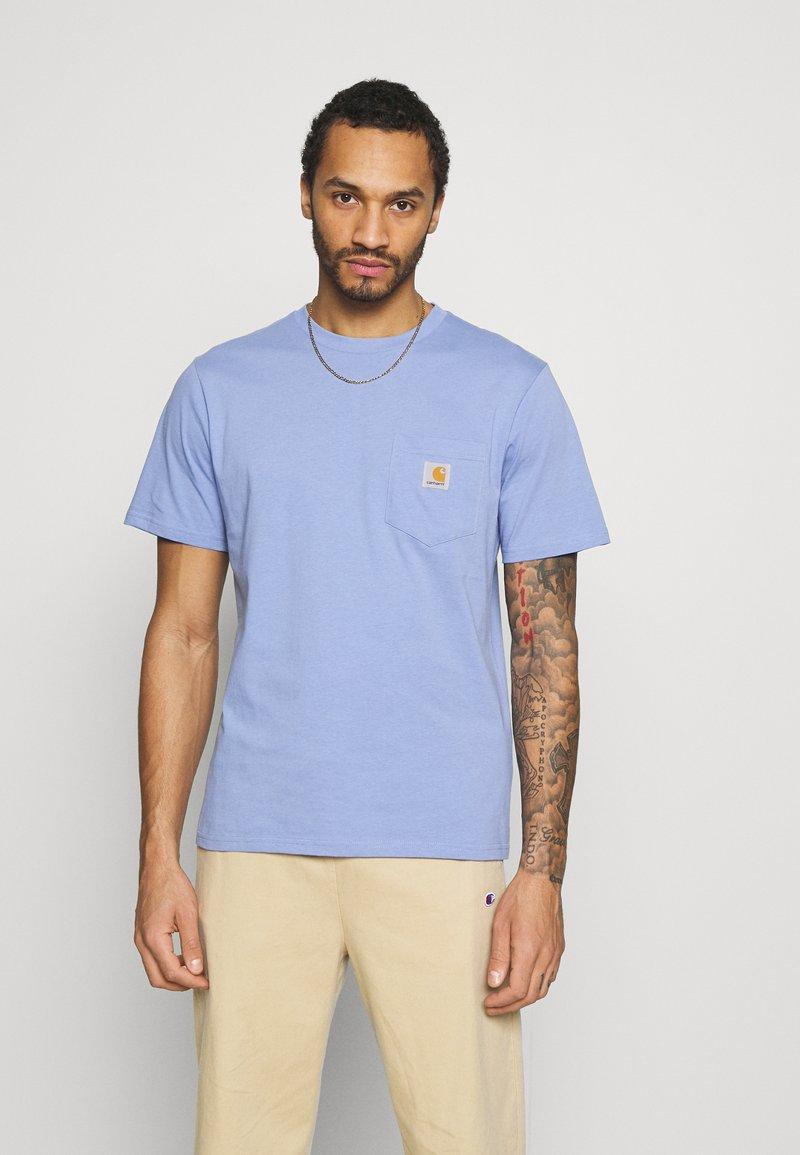 Carhartt WIP - Basic T-shirt - wave