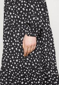 Even&Odd - Day dress - black/white - 4