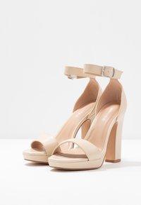 Anna Field - Sandaler med høye hæler - offwhite - 4