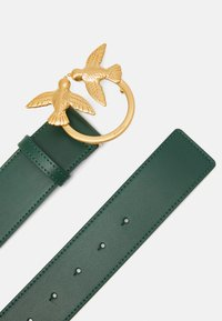Pinko - BERRY SIMPLY BELT - Pásek - dark green - 5