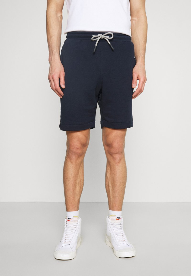 Selected Homme - SLHMICAH - Shorts - navy