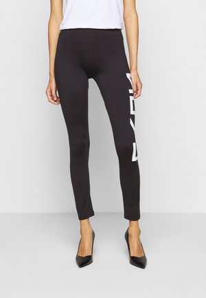 DELISEA - Leggings - Trousers - black