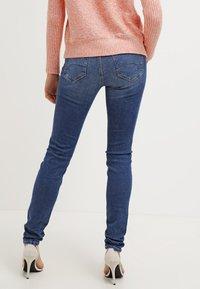 Mavi - ADRIANA - Jeans Skinny Fit - deep shadded - 2