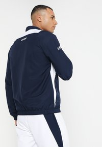 Lacoste Sport - TRACKSUIT - Tracksuit - navy blue/white white - 2