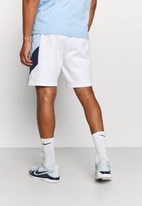 Lacoste Sport - SHORT  - Urheilushortsit - white - 2