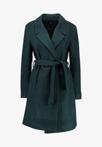 ONLY - ONLREGINA COAT - Płaszcz wełniany /Płaszcz klasyczny - ponderosa pine - 4