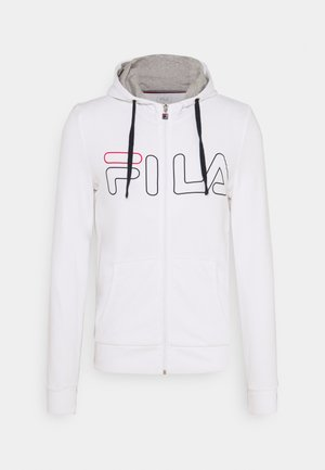 WILLI - Sweatjacke - white