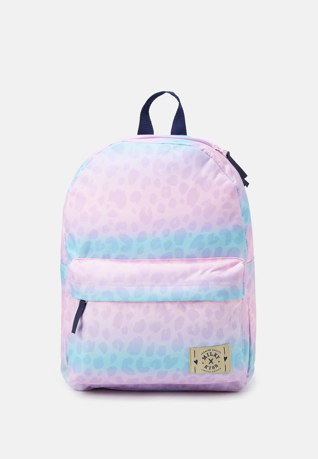 BACKPACK MILKY KISS STAY CUTE PASTEL BEAUTY UNISEX - Reppu - multicolour