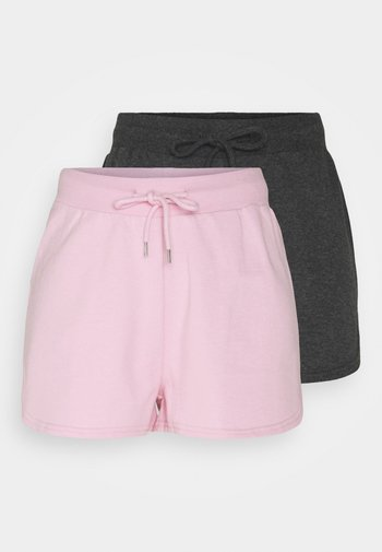 2 Pack sweat shorts