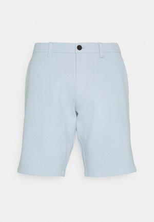 HARLEM HONEYCOMB - Shorts - breezy blue