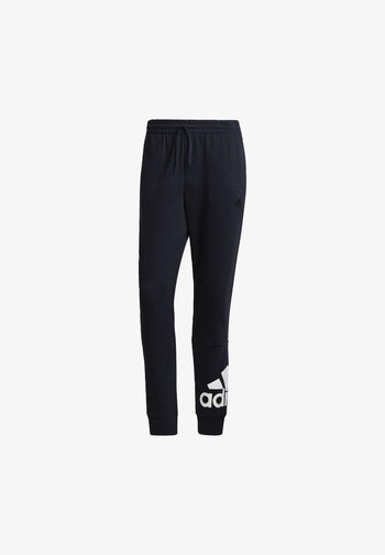 ESSENTIALS SPORTS FRENCH TERRY PANTS - Pantaloni sportivi - blue