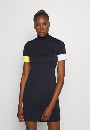 INES DRESS SET - Sports dress - navy