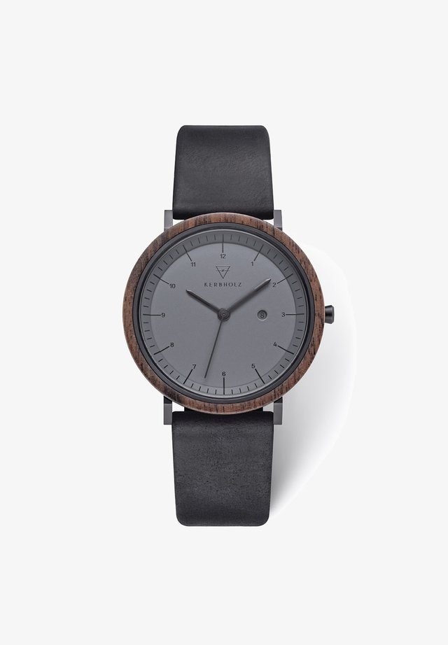 Amelie - Uhr - schwarz
