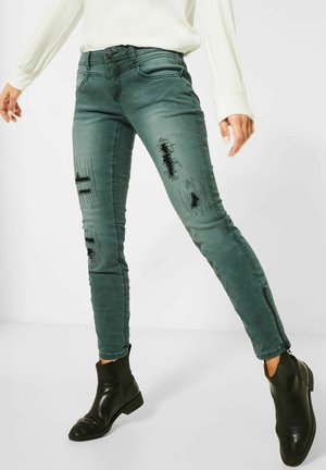 Jeans Skinny Fit - endless green fancy wash