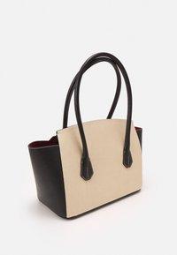 Bally - BALLY SOMMET - Handbag - natura/black - 2