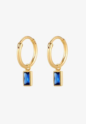 CREOLEN SAPHIR - Earrings - gold