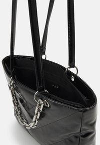 ALDO - YBORELLE - Tote bag - black/silver-coloured - 2