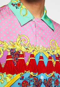 Versace Jeans Couture - BELT PAISLEY - Chemise - multi-coloured - 7