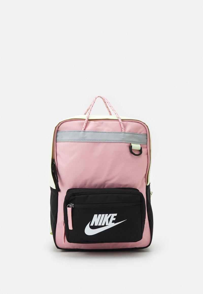 Nike Sportswear - TANJUN UNISEX - Rucksack - pink glaze/black/white