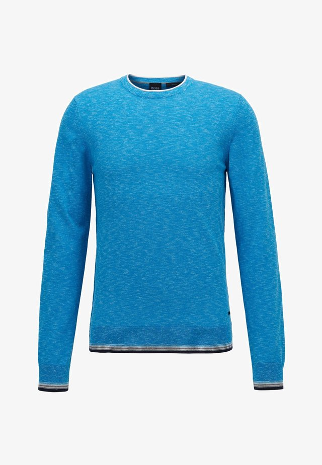 KHABLIS - Pullover - turquoise
