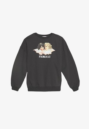 VINTAGE ANGELS - Sweater - dark grey
