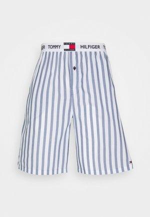 STRIPE - Pyžamový spodní díl - blue