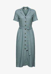 Esprit - Shirt dress - turquoise - 7