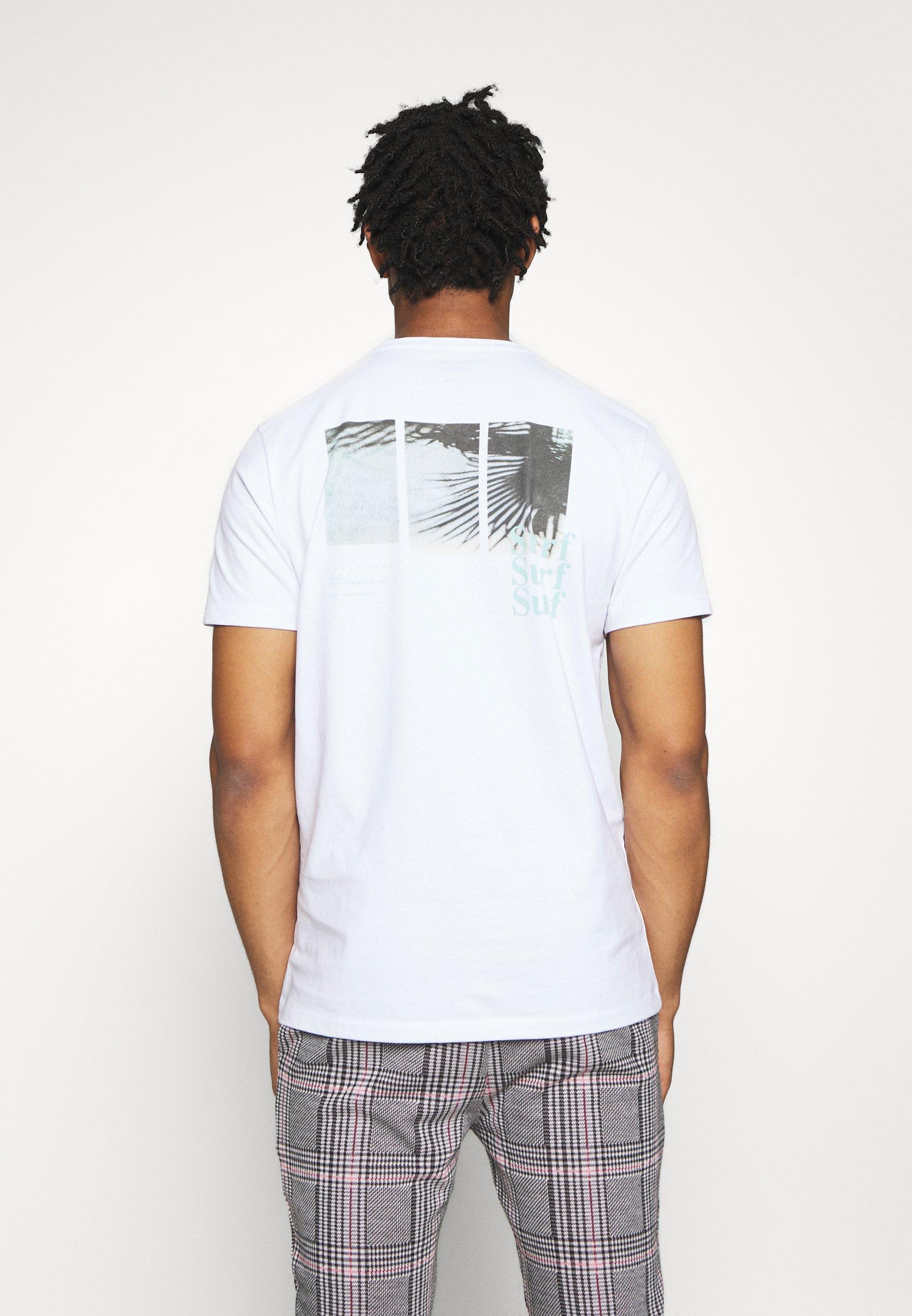 Next Långärmad tröja - white/vit - Herrkläder aJMOq