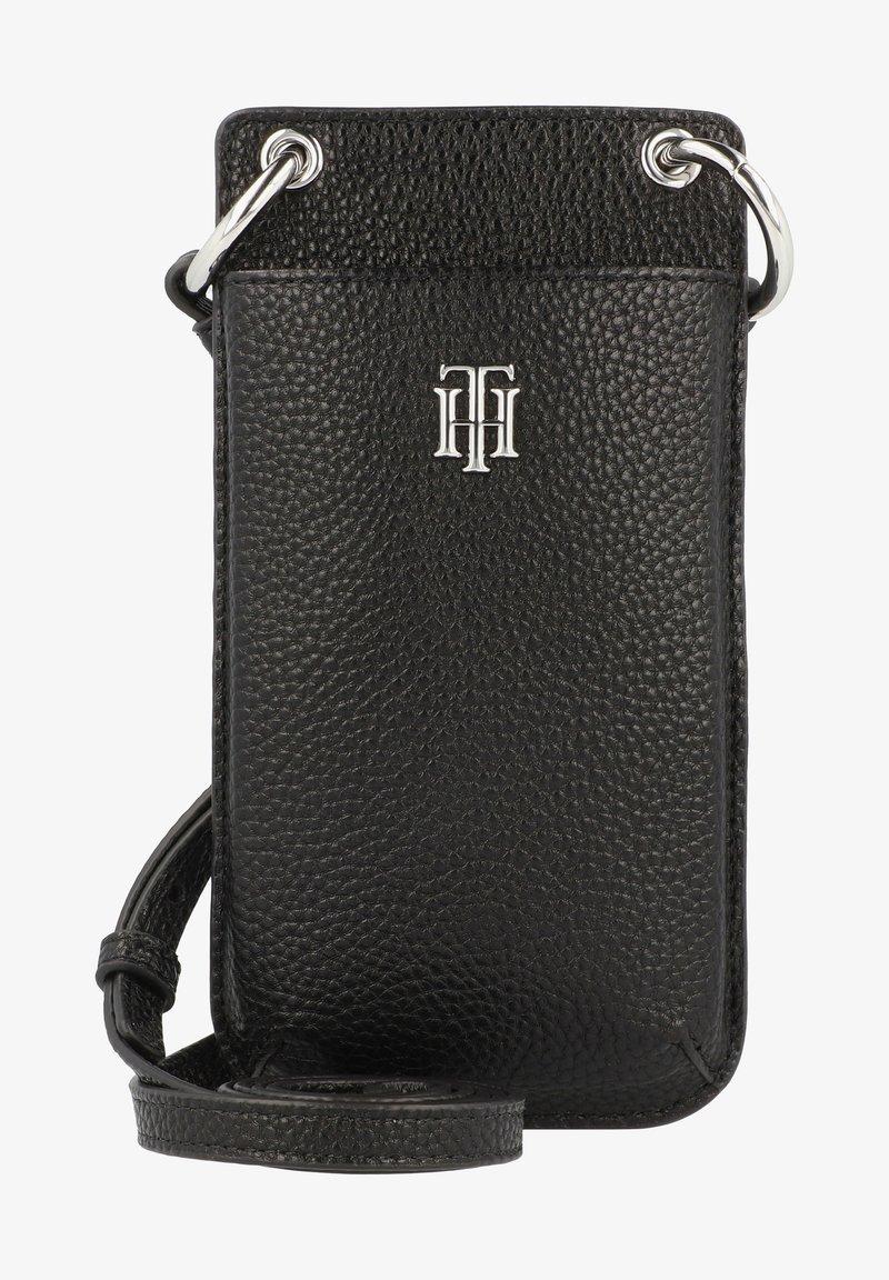 Tommy Hilfiger - Phone case - black monogram