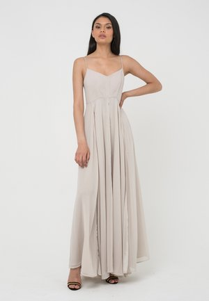 OLSEN  - Maxi-jurk - feather grey