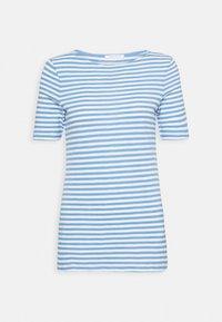 Marc O'Polo - Print T-shirt - blue - 0