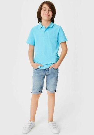 Denim shorts - denim-light blue