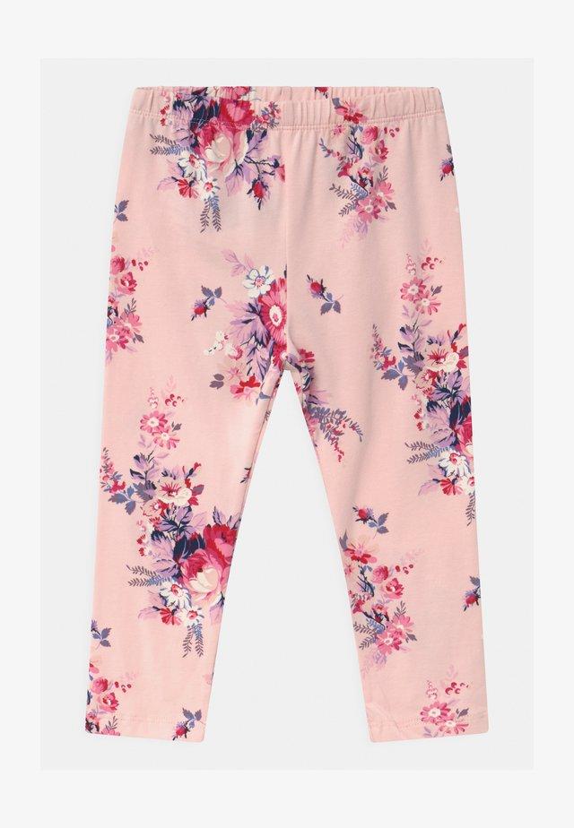 Leggings - pink cameo