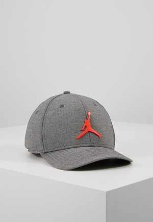 JUMPMAN - Cap - black/htr/infrared