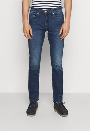 SLIM - Slim fit jeans - denim dark