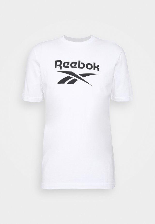 VECTOR TEE - T-shirt imprimé - white