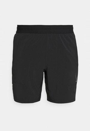 SHORT - kurze Sporthose - black/gray