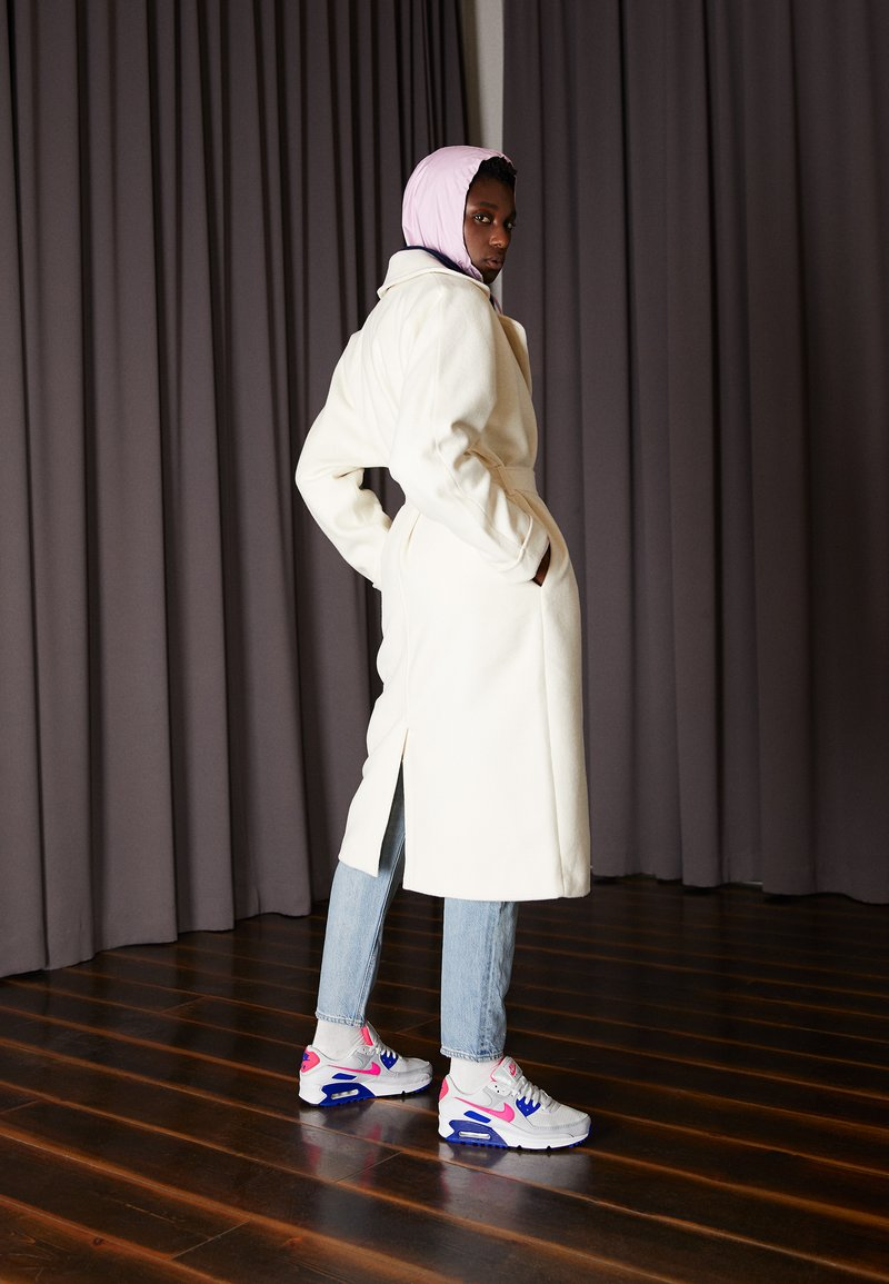 Nike Sportswear - AIR MAX 90 - Sneakers laag - white/hyper pink/concord/pure platinum/black