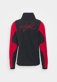 Jordan - Training jacket - black/gym red - 1