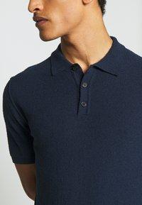 Roberto Collina - Polo shirt - navy - 6