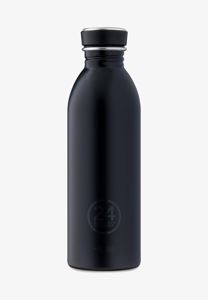 24Bottles - TRINKFLASCHE CLIMA BOTTLE CHROMATIC 0,5 L - Drink bottle - schwarz